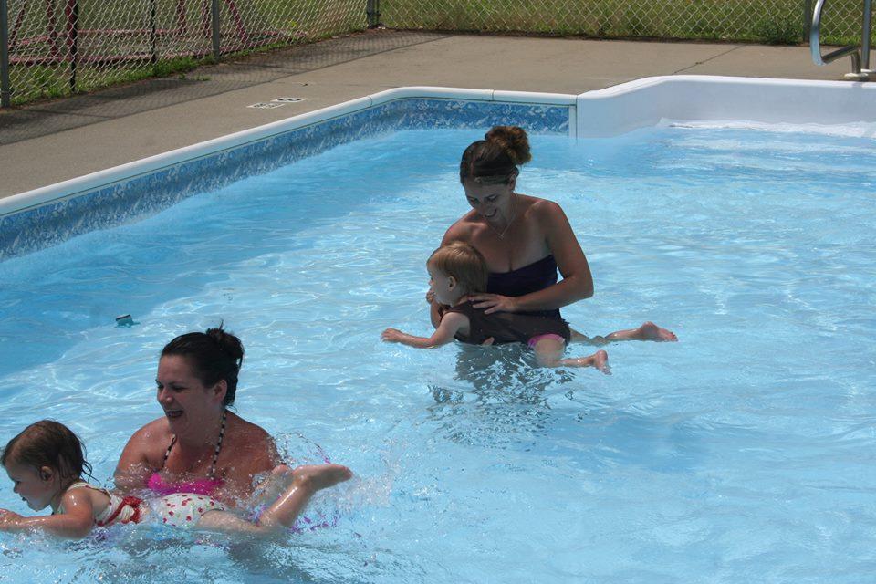 toddler swim